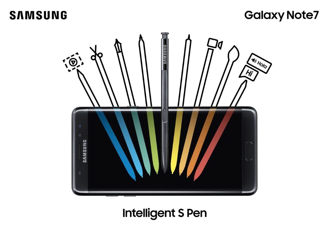6 actualités qui ont marqué la semaine : Samsung Galaxy Note 7, LG V20 sous Nougat…