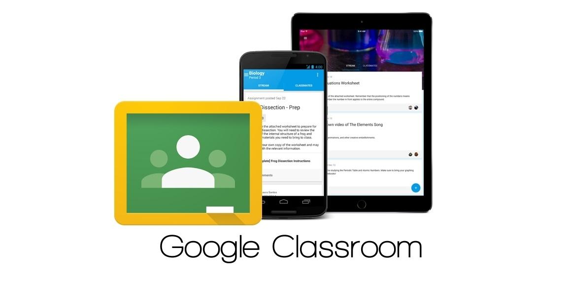 Google Classroom est déjà prêt pour la rentrée