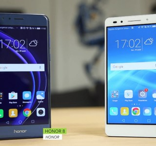 Honor 8 vs Honor 7 : Comparatif entre deux générations de smartphones