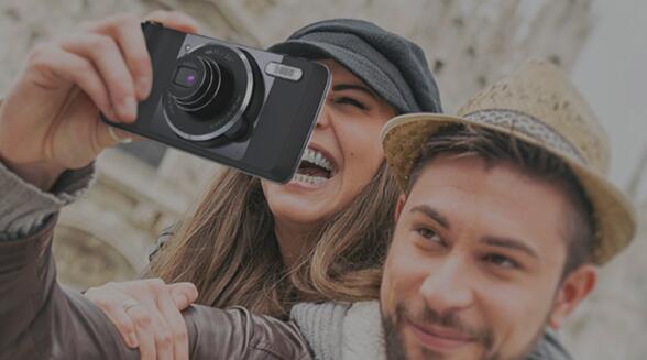 Le MotoMod dédié à la photo refait surface et en précise ses caractéristiques