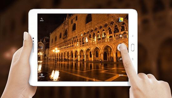 La Samsung Galaxy Tab S3 se confirme peu à peu