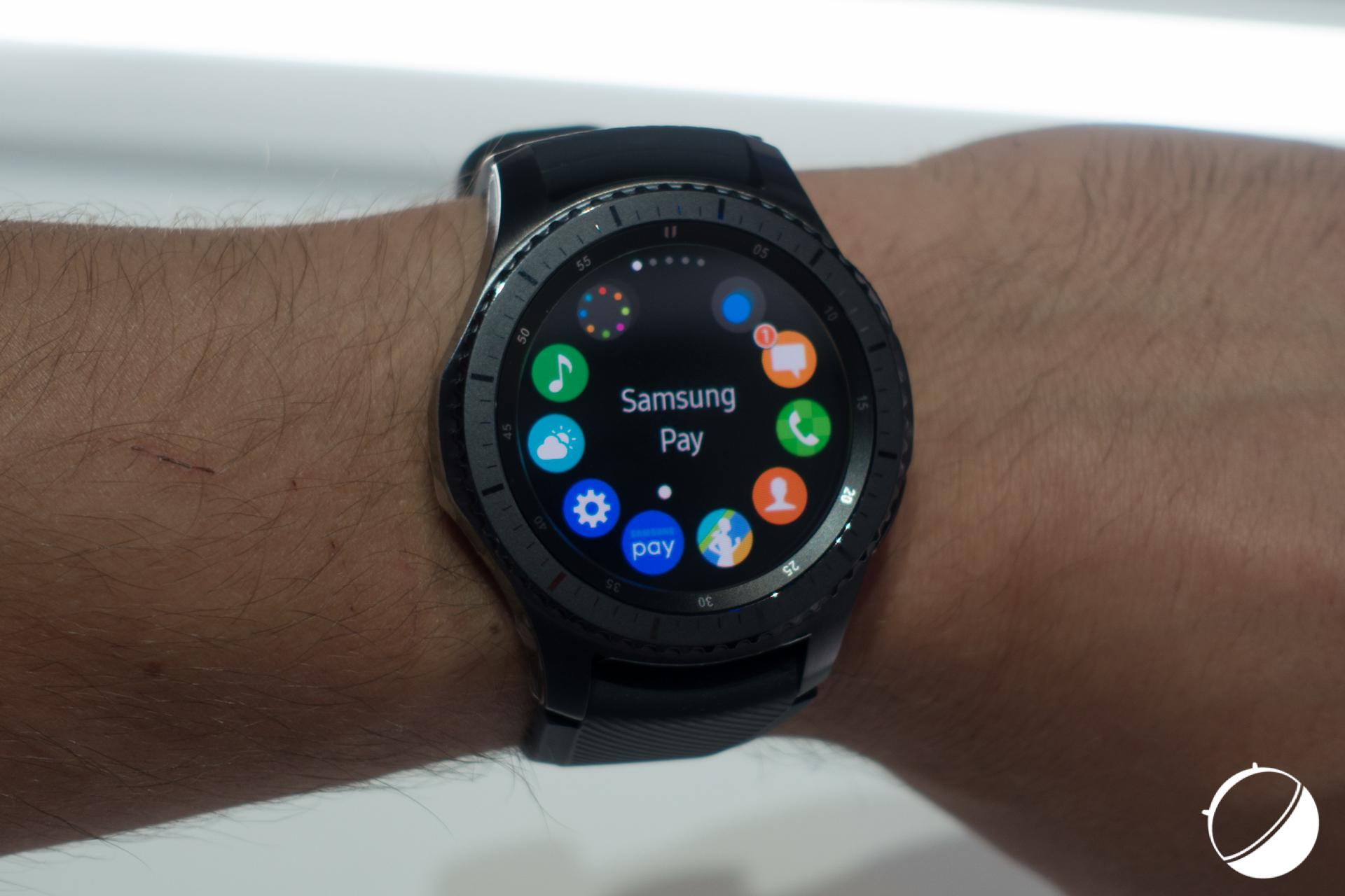 La Samsung Gear S3 devrait finalement être lancée le 4 novembre