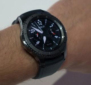 Prise en main des Samsung Gear S3 Classic et Frontier