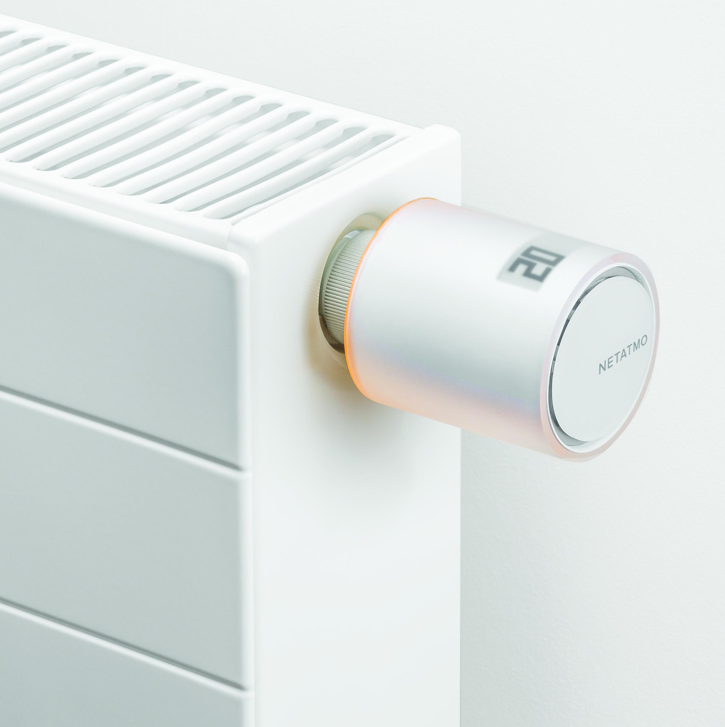 À l'IFA 2016, Netatmo veut rendre tous les chauffages connectés