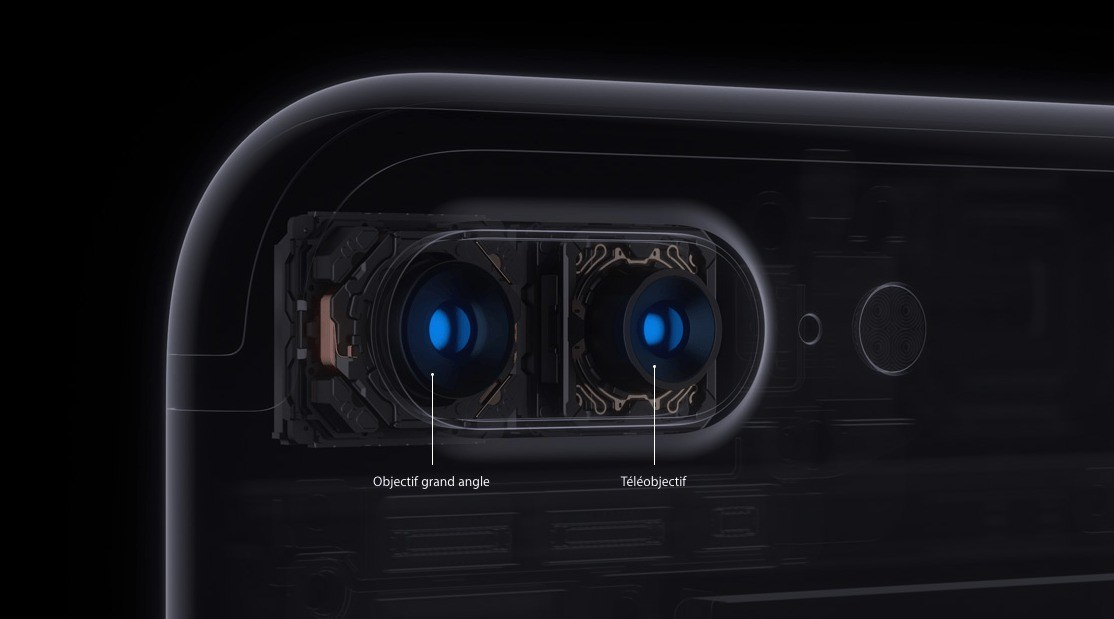 Apple iPhone 7 Plus : l'effet bokeh se montre enfin sur la bêta d'iOS 10.1