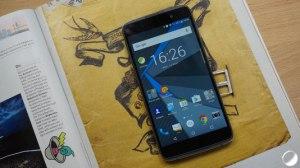 Test du BlackBerry DTEK50 : la sécurité ne fait pas tout