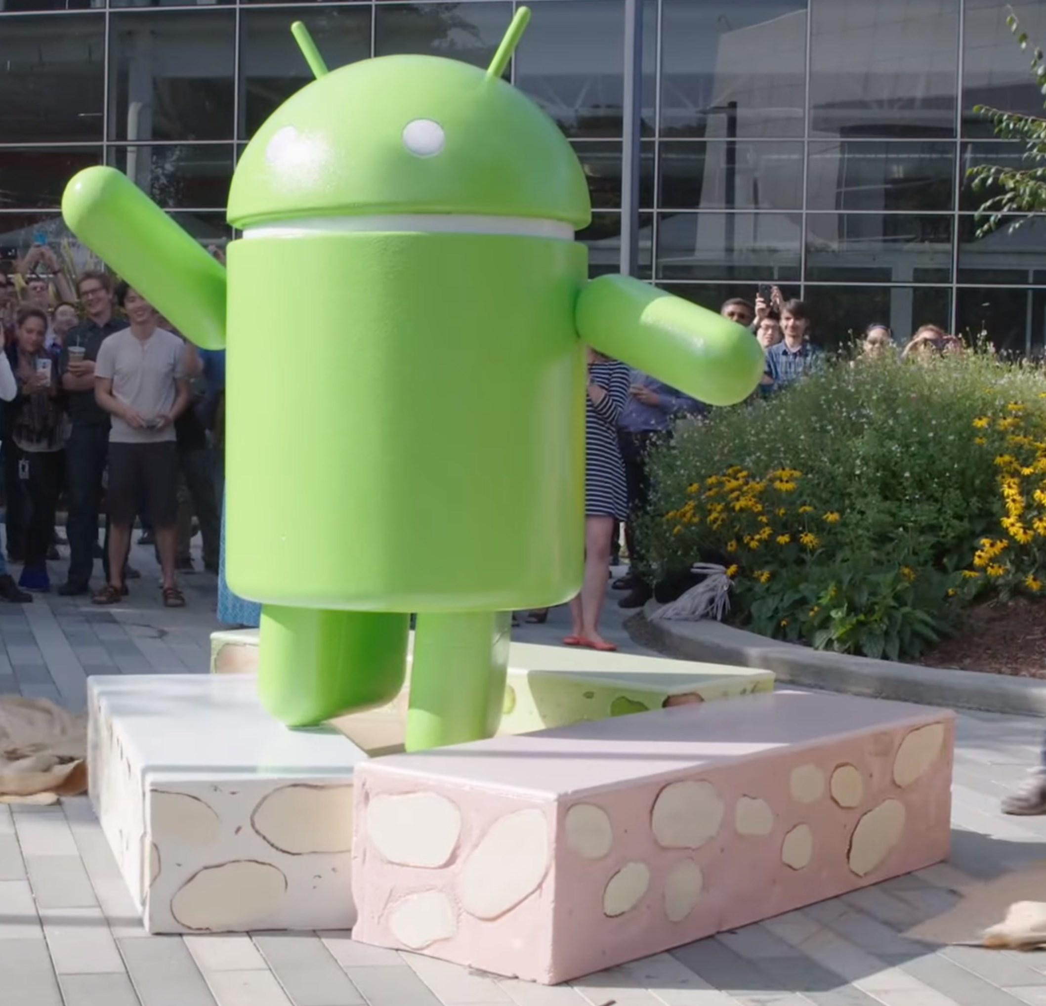 Android 7.1 : les Nexus et la Pixel C devront attendre
