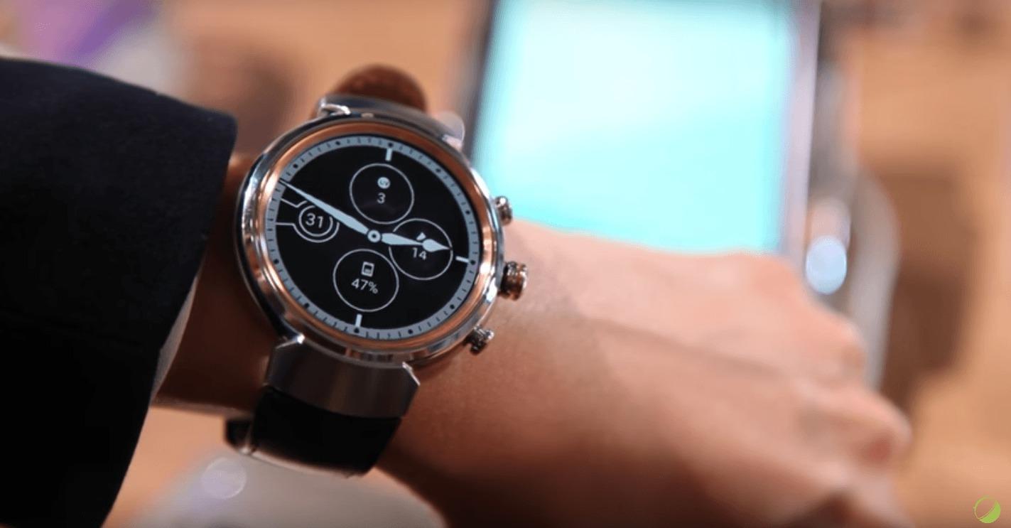 Vidéo : notre prise en main de l'Asus ZenWatch 3