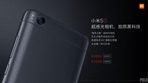 Les Xiaomi Mi 5s et Mi 5s Plus sont officiels : caractéristiques, design, date de sortie et prix