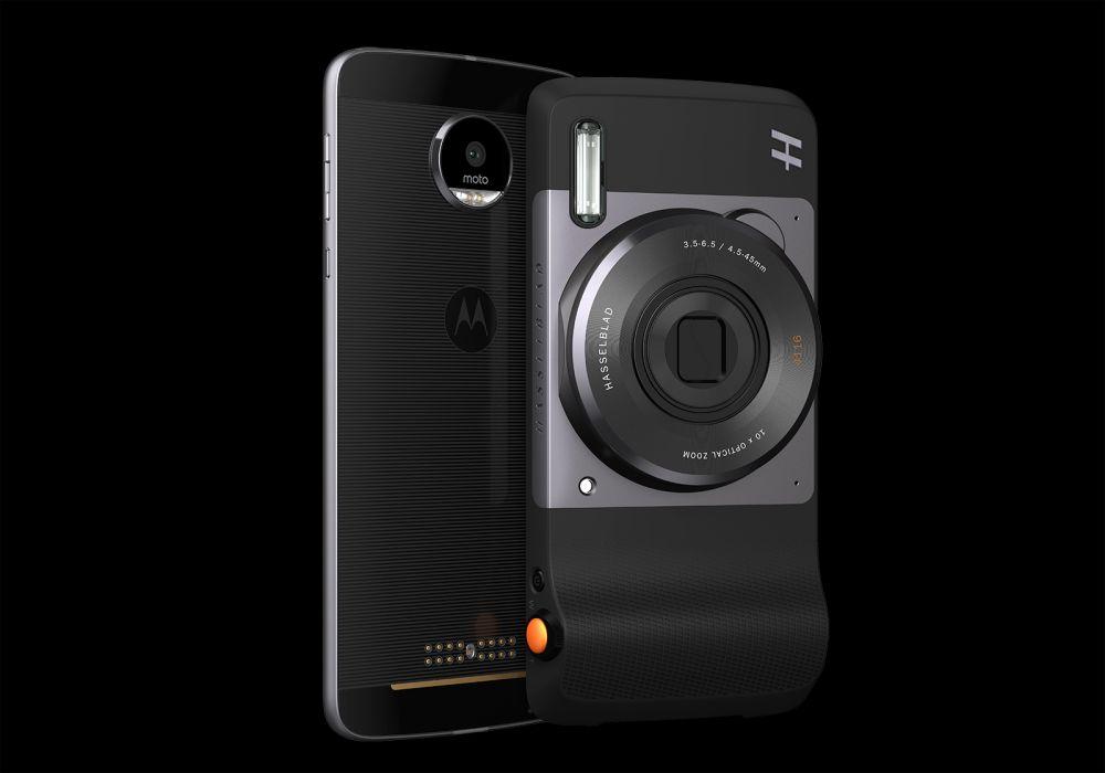 Vidéo : notre prise en main du Moto Mod Hasselblad True Zoom