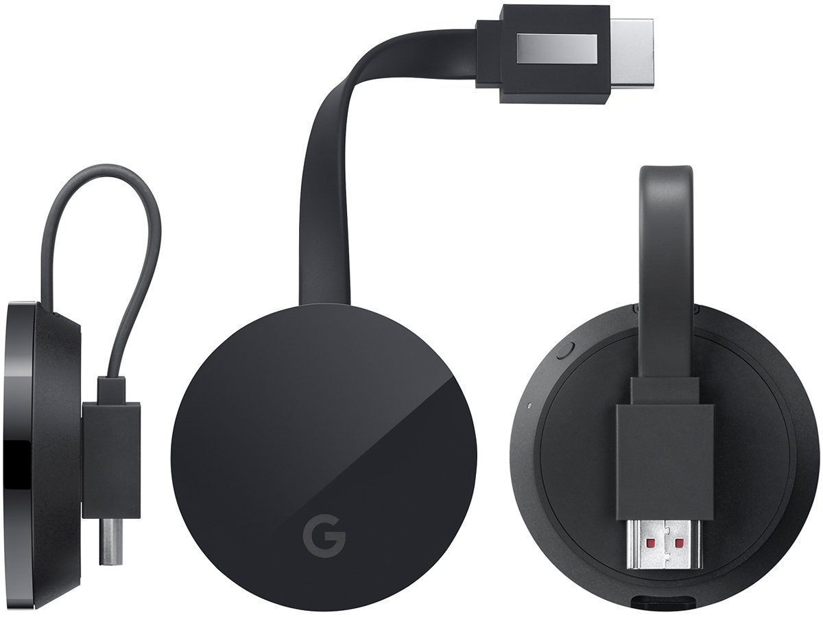 Le Chromecast Ultra enfin disponible en France pour 79 euros