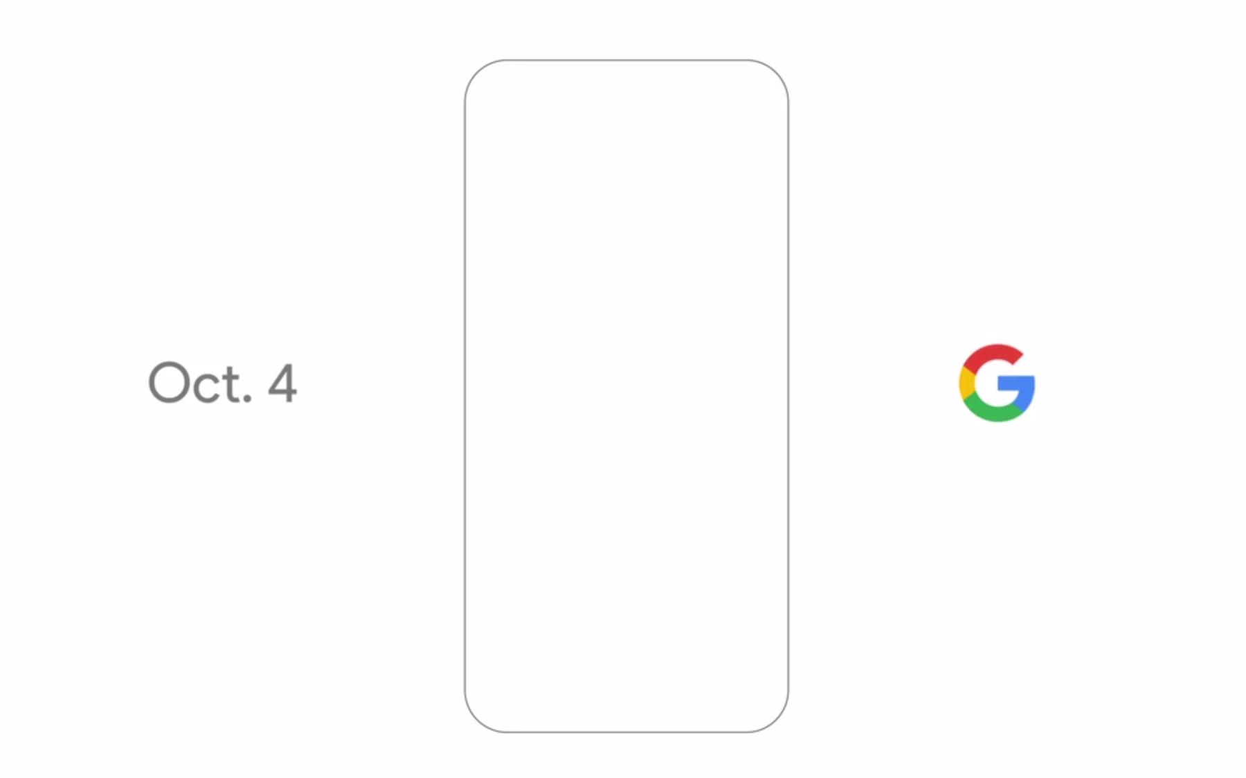 Google confirme la date d'annonce des Pixel et Pixel XL