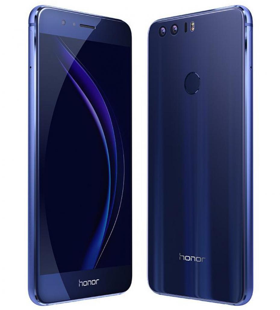 Le Honor 8 bientôt mis à jour sous Android 7.0 Nougat