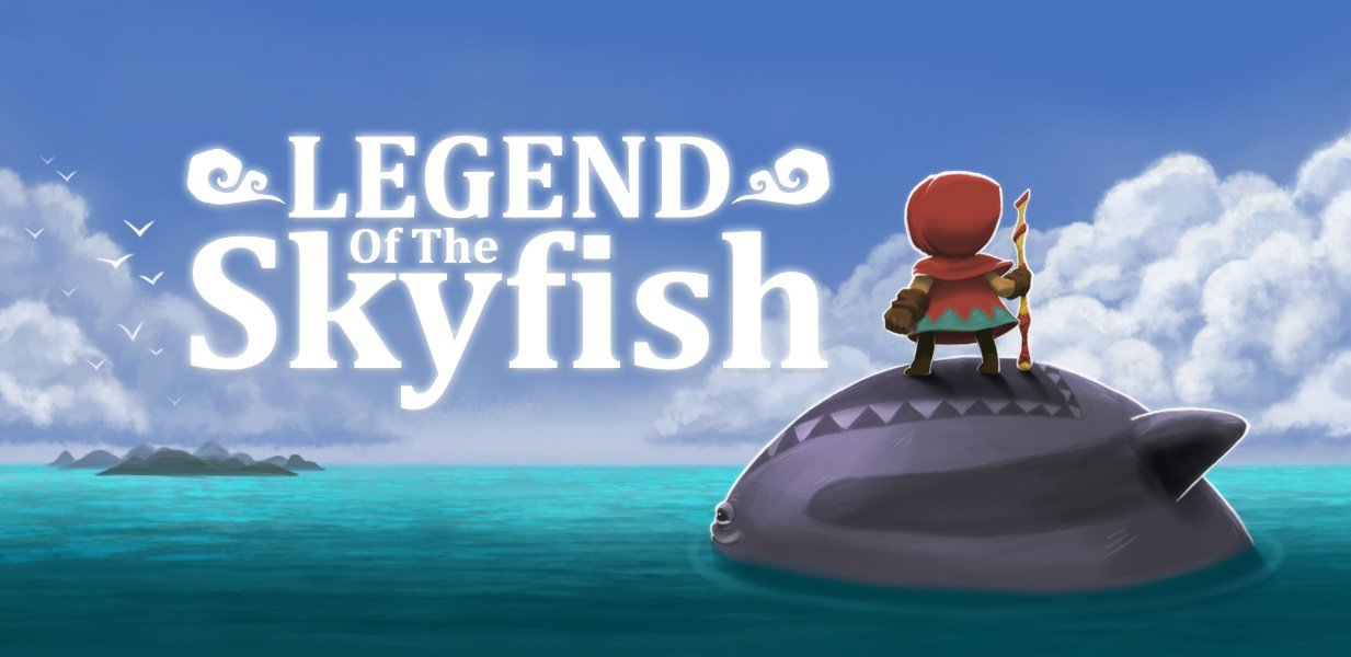 La Légende de Skyfish : le Zelda-like de Crescent Moon disponible sur Android