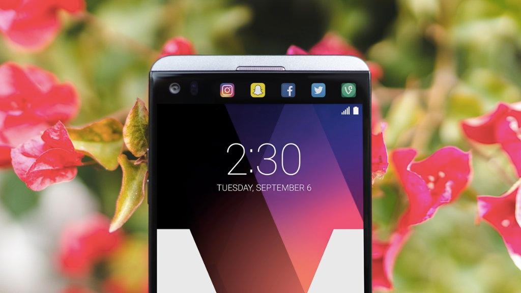 LG V20 : aucun plan de sortie ne serait prévu en Europe