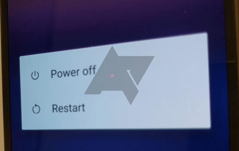 Android 7.1 Nougat pourrait enfin intégrer une touche «redémarrer»