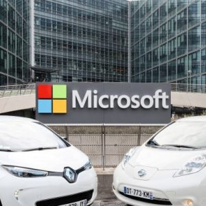 Microsoft s'associe avec Nissan-Renault pour les voitures connectées