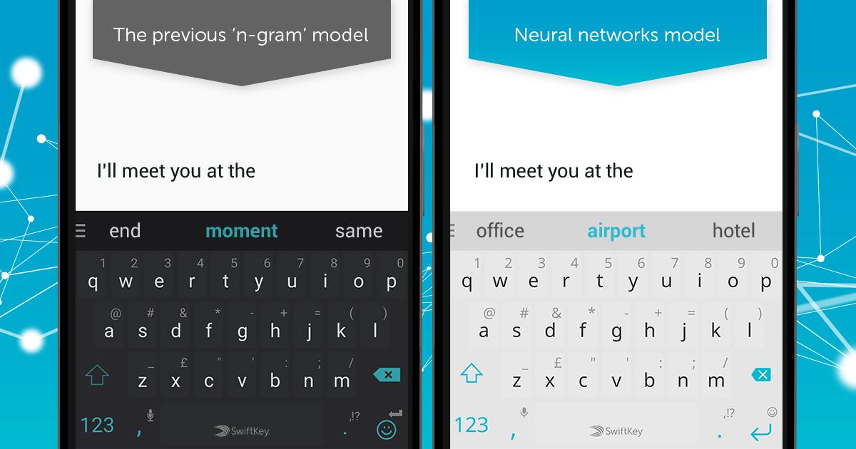Swiftkey lance le premier clavier basé sur un réseau de neurones artificiels