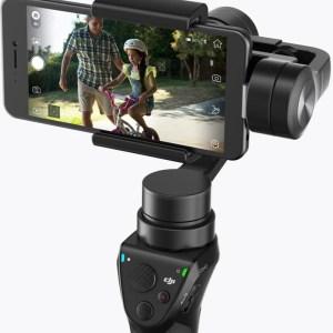 Avec l'Osmo Mobile, DJI veut vous aider à stabiliser vos films et vos photos