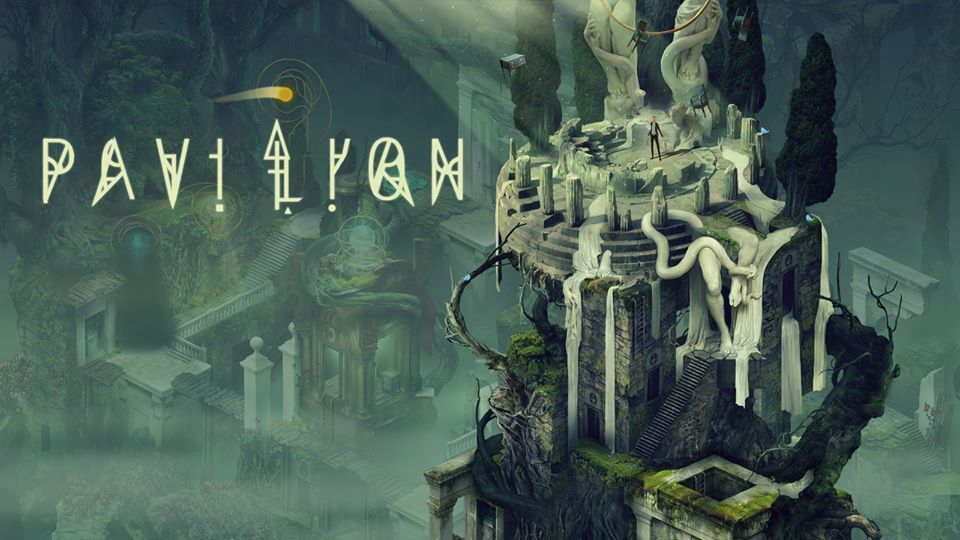 Pavilion : un puzzle-game «à la quatrième personne» disponible sur Shield