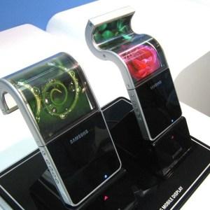 Samsung Galaxy Wing pourrait être le nom de la gamme d'appareils flexibles du Coréen