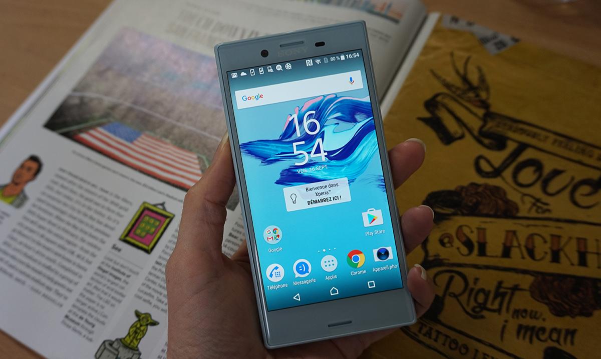 Sony Xperia X Compact : tout ce qu'il faut savoir