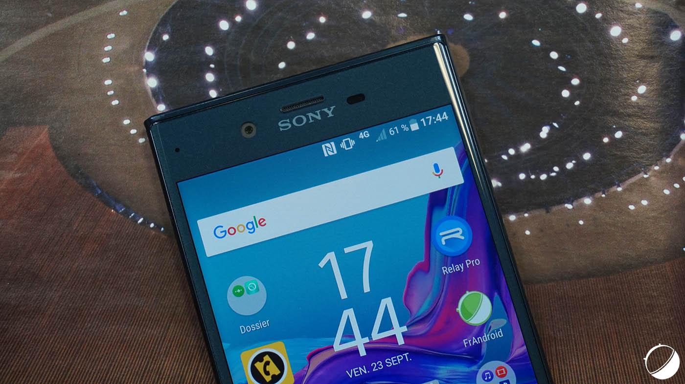 Sony pourrait intégrer un écran OLED à son flagship de 2018