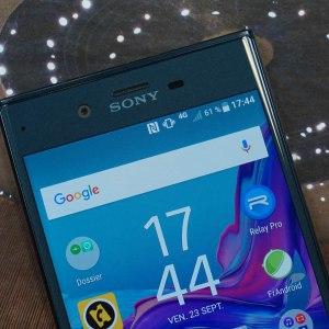 Un successeur possible du Sony Xperia XZ apparait en photos avant le MWC 2017