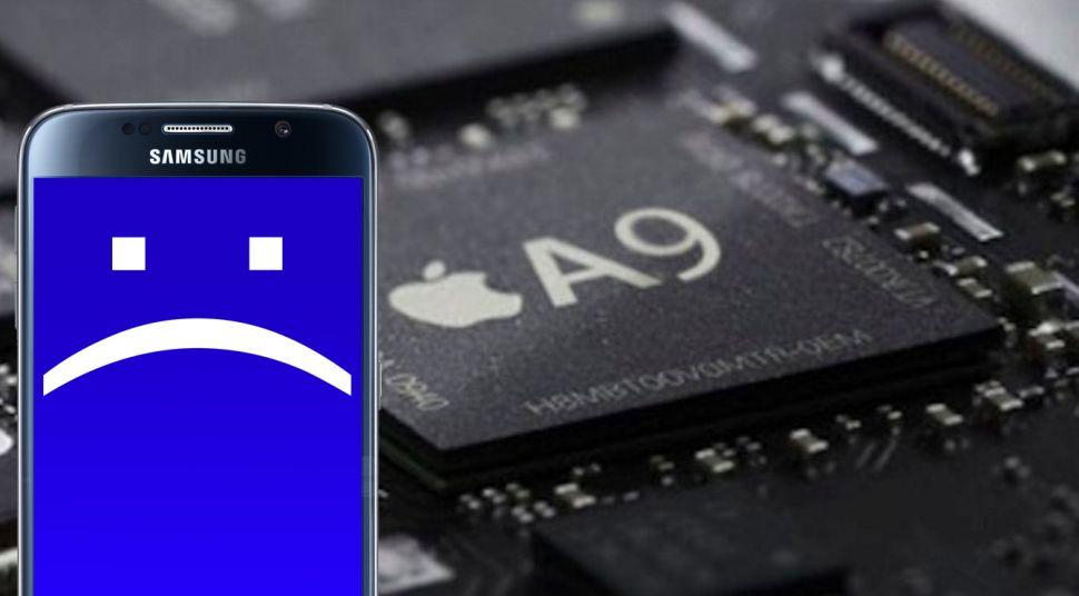 Apple iPhone 7 vs Galaxy Note 7, le speed test qui déçoit