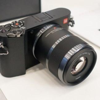 Xiaomi Yi M1 : prise en main de l'appareil photo hybride qui veut bousculer le marché