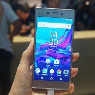 Prise en main du Sony Xperia XZ, le vrai flagship du Nippon