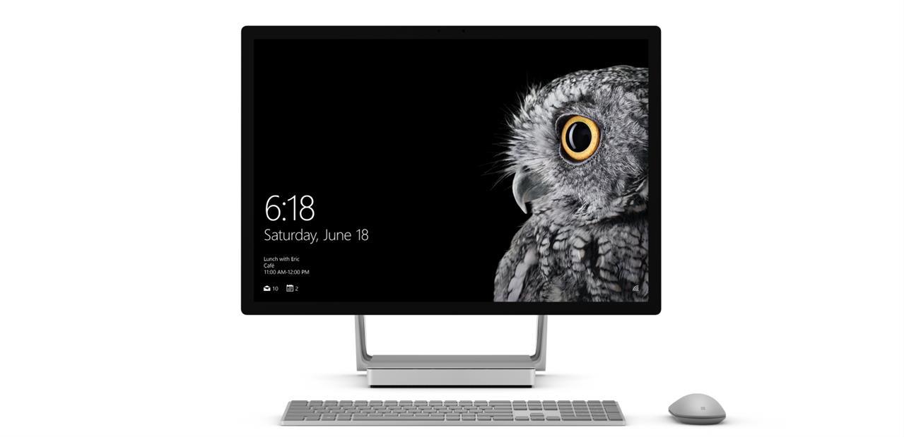 Microsoft Surface Studio : une machine à 3 000 dollars, unique en son genre
