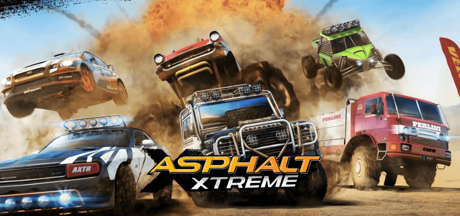 Nos jeux et applications de la semaine : Asphalt Xtreme, Zombie Anarchy, Photoshop Fix…