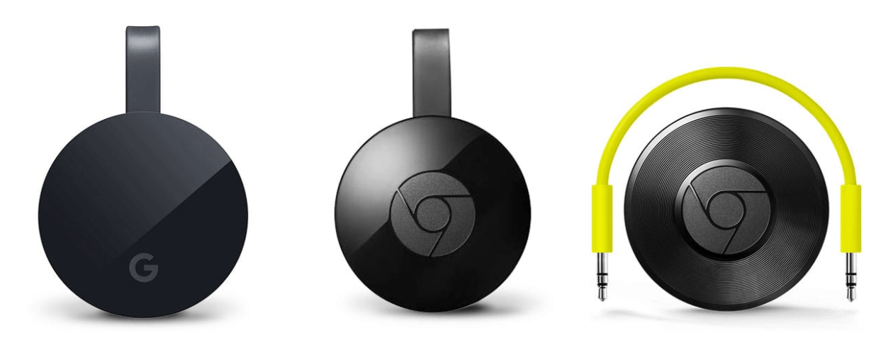 Adieu Google Cast, (re)bonjour Chromecast