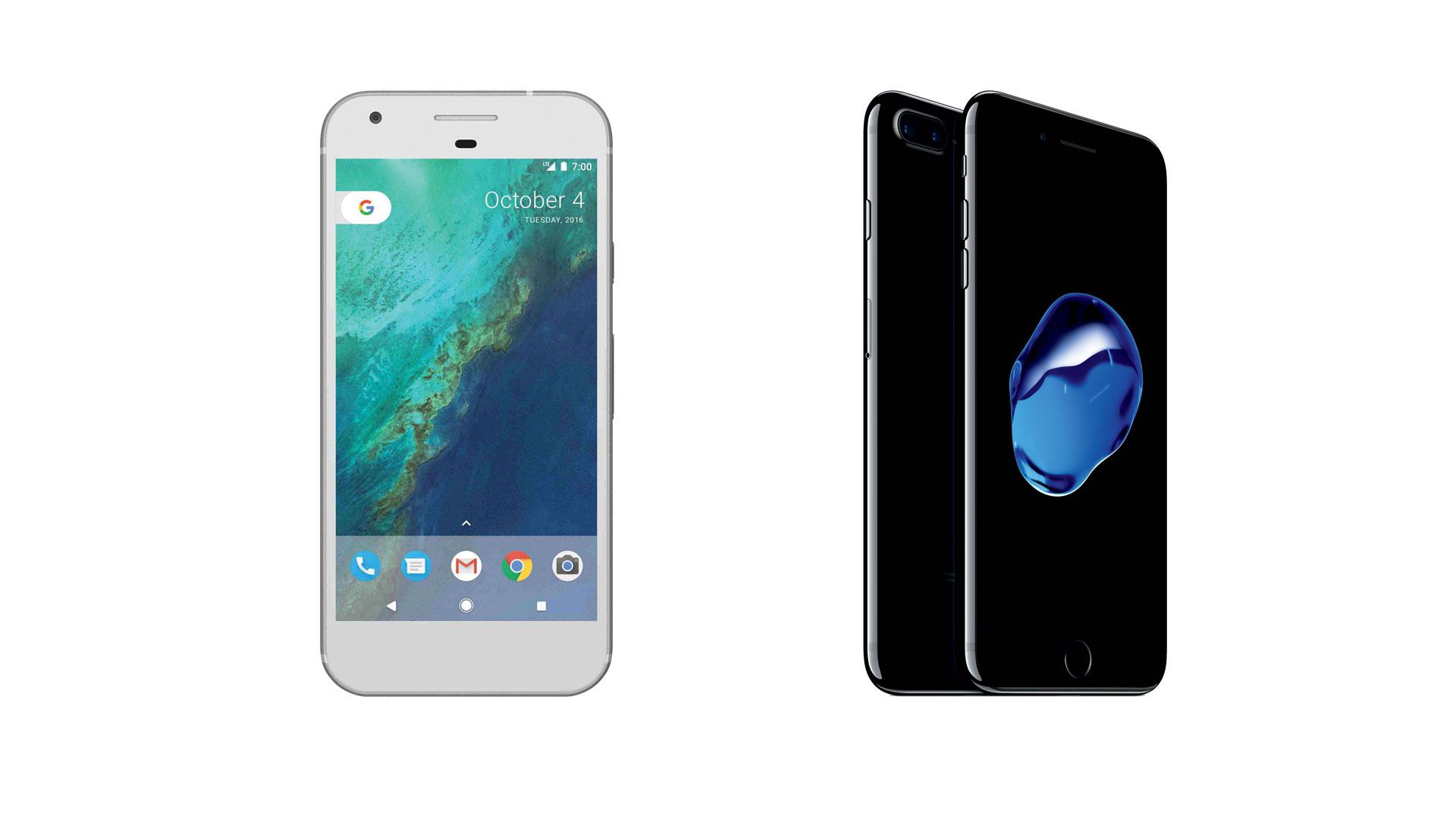 iPhone 8 et Pixel 2 : 2017 sera une année déterminante pour Apple et Google