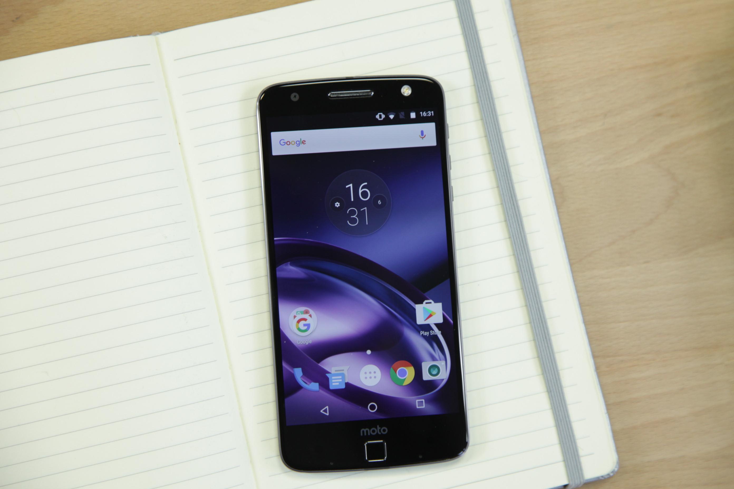 Lenovo Moto Z : pourquoi Android Vanilla est le choix le plus judicieux
