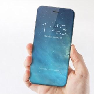 Apple préparerait trois iPhone 8 en verre dotés de la recharge sans fil