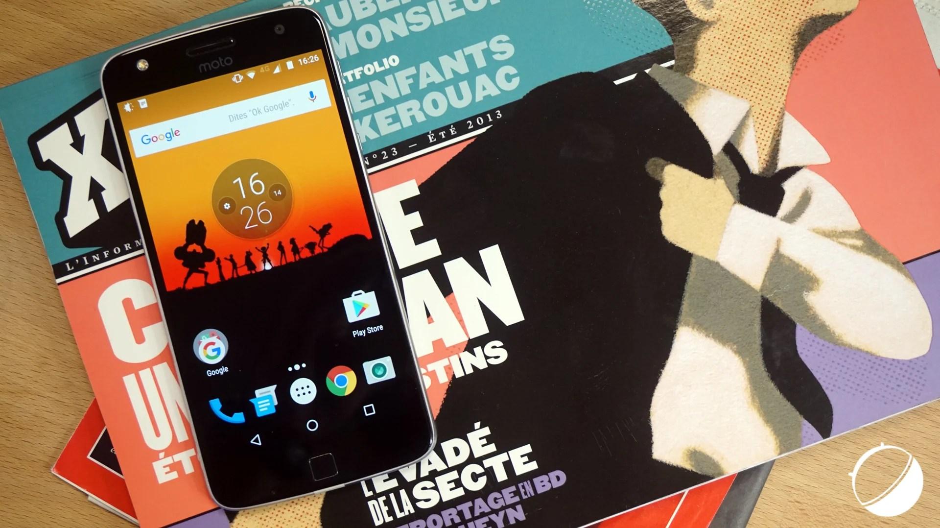 Lenovo Moto Z Play : Tout ce qu'il faut savoir