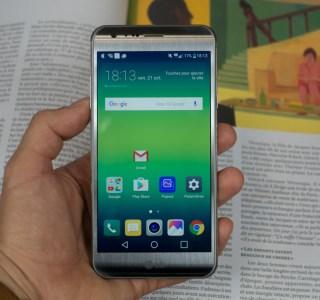 Test du LG X Cam, un très beau design pour une belle déception