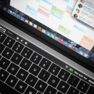 MacBook : Apple remplacerait le clavier par des écrans E ink et OLED