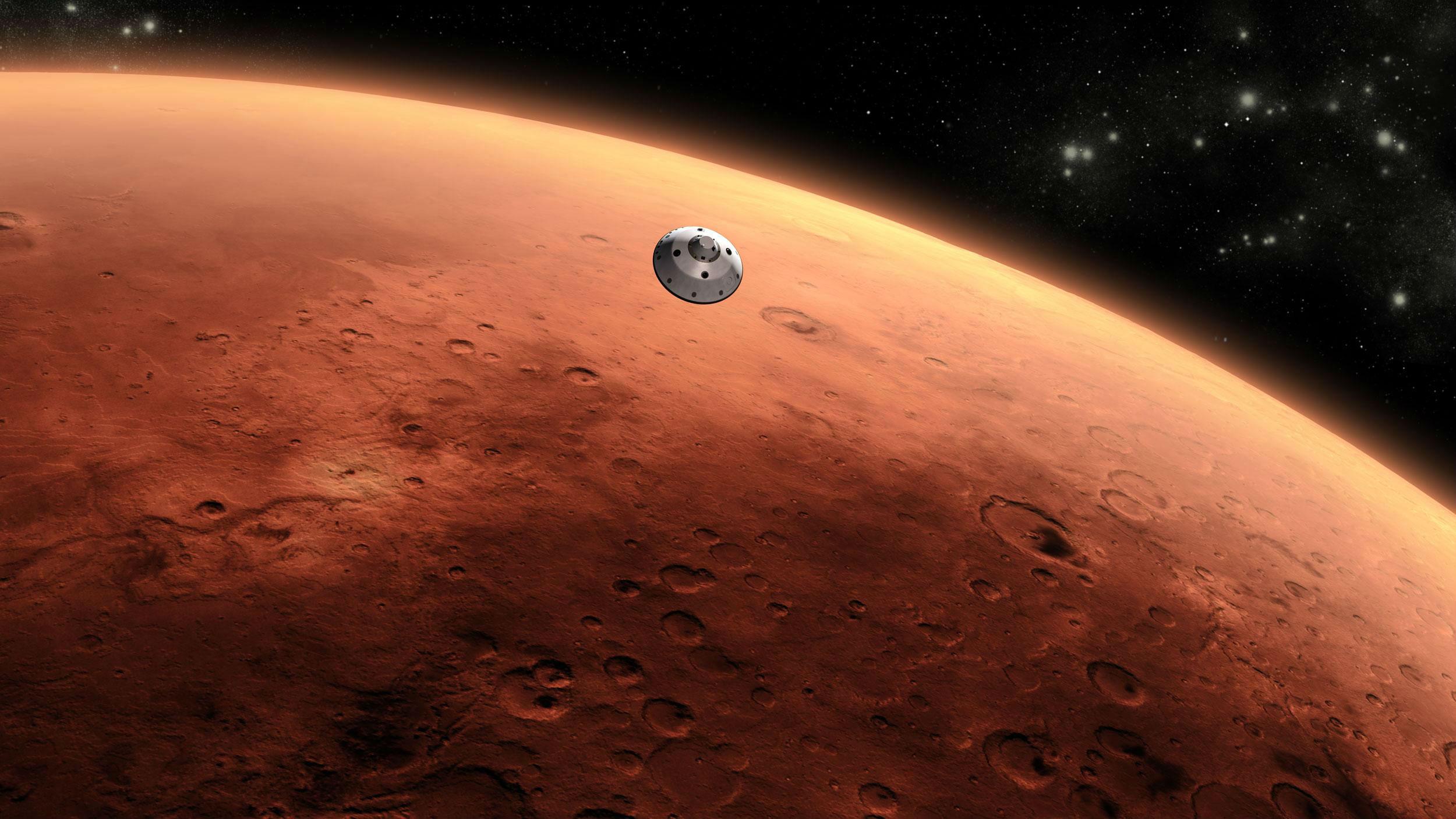 Boeing sera le premier à nous faire voyager sur Mars