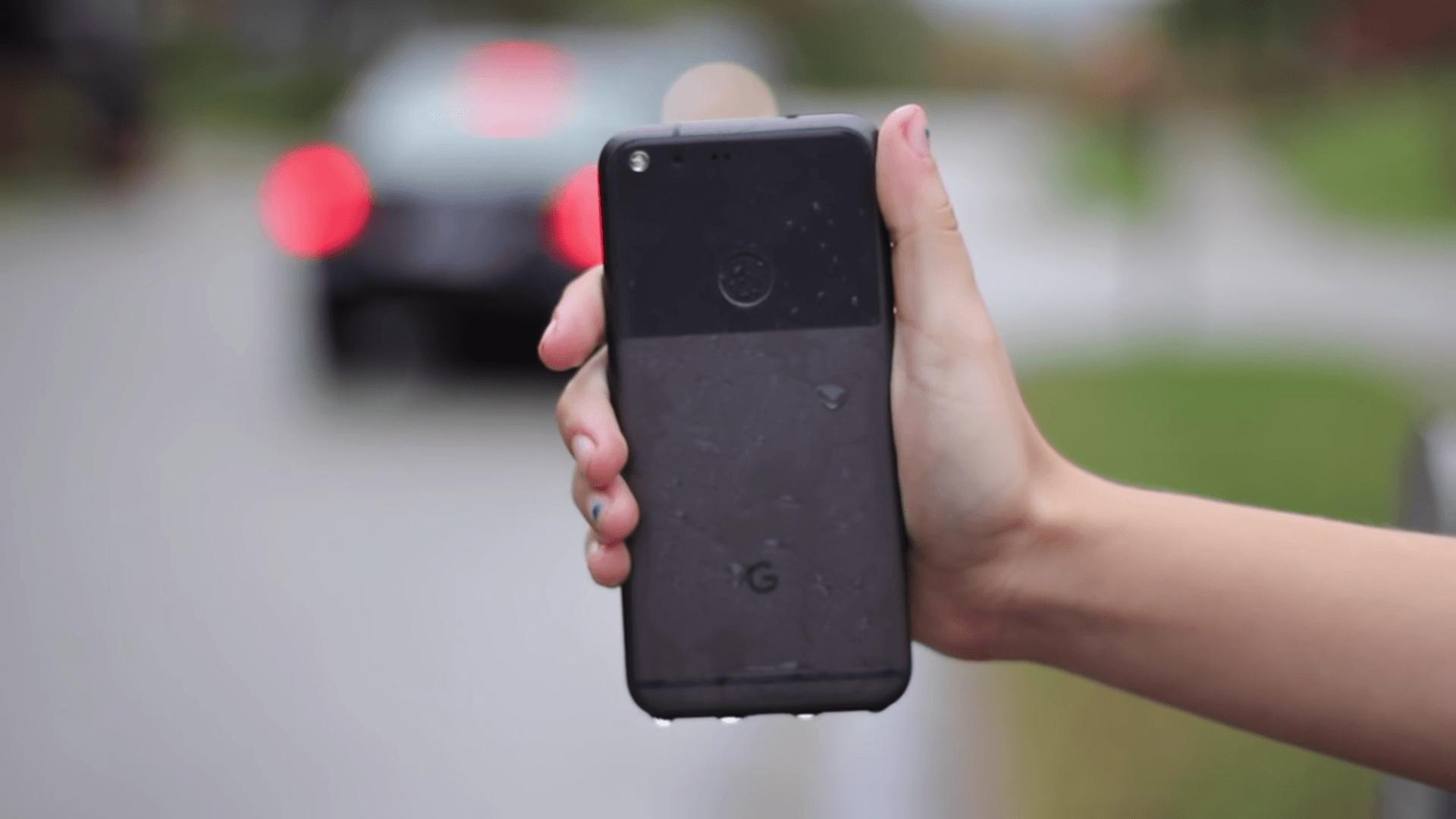 Pourquoi les Google Pixel ne sont pas waterproof ?