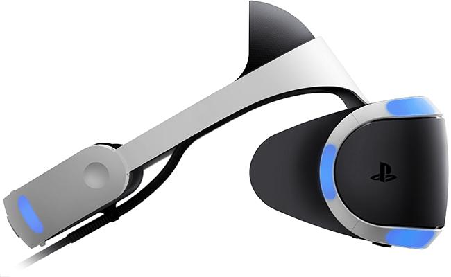 Le PlayStation VR de Sony est disponible en France