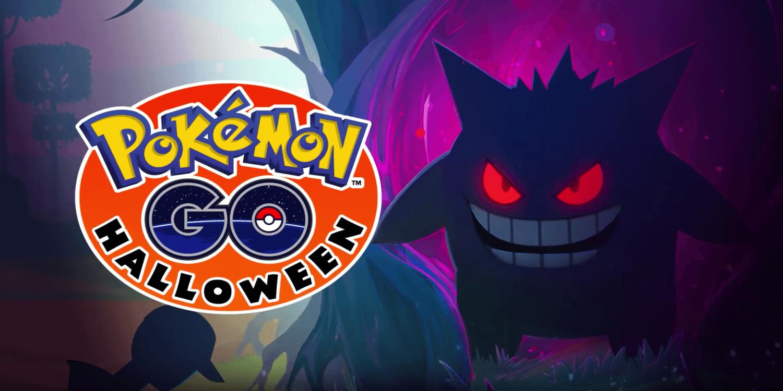 Pokémon GO : Niantic fête halloween avec un événement spécial