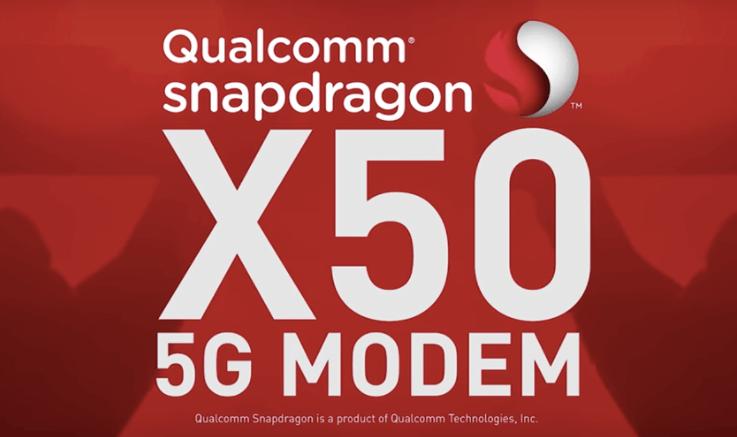 Qualcomm part à l'asssaut de la 5G avec son modem Snapdragon X50