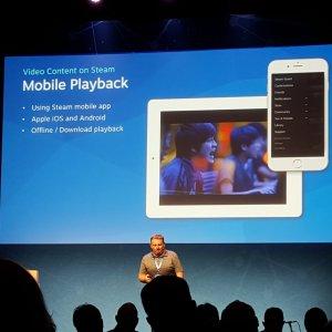 Streaming sur Android et vidéo à 360° : les plans de Steam pour concurrencer Netflix