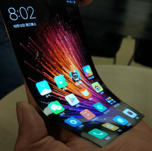 Xiaomi travaillerait aussi sur des écrans pliables pour smartphones