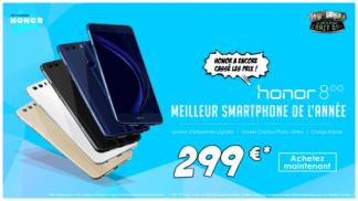 🔥 Black Friday : le Honor 8 est à 299 euros avec un casque de réalité virtuelle