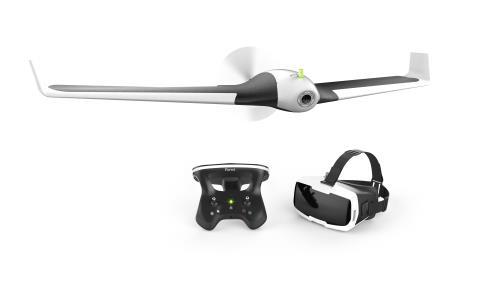 🔥 Bon plan : le pack Parrot Disco + Skycontroller 2 + Cockpit Glasses passe à 500 euros au lieu de 1300
