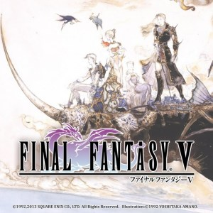 🔥 Bon plan : le jeu Final Fantasy V à 8,99 euros sous Android